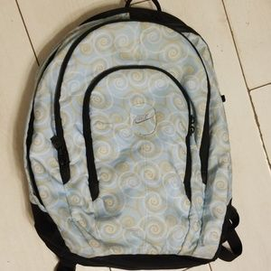 Nike Bags - Nike backpack with music pouch